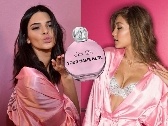 Victoria's Secret Fantasies Fragrance Studio