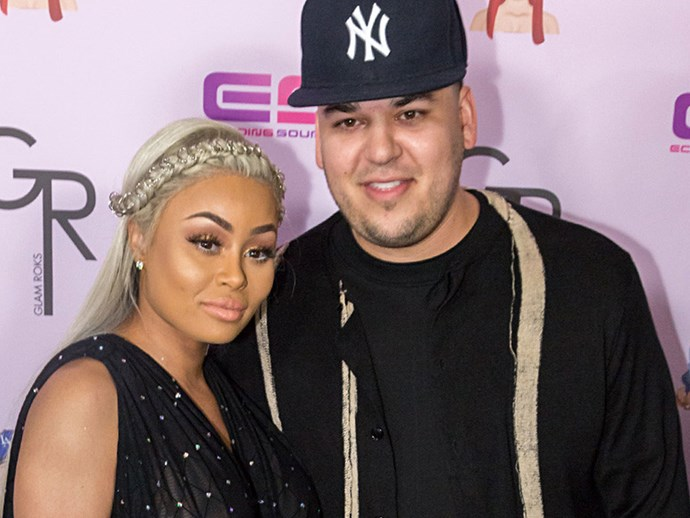 Details about Rob Kardashian and Blac Chyna's break up