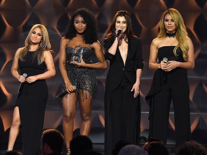 Fifth Harmony have just dragged Camila into next century