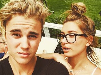 Justin Bieber spotted hanging out with Hailey Baldwin