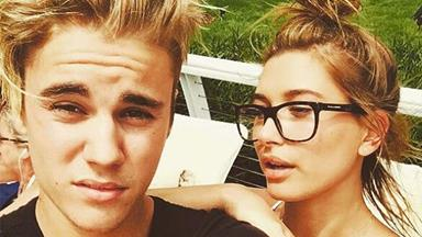 ZOMG does this mean that Justin Bieber and Hailey Baldwin are back together?