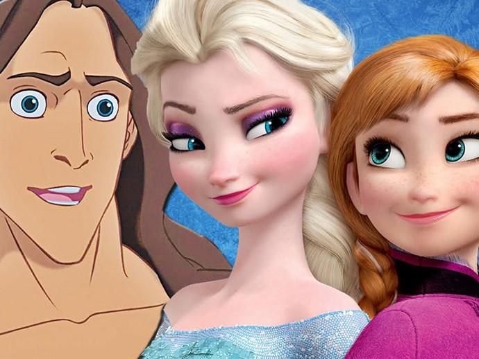 Frozen directors confirm Tarzan conspiracy theory