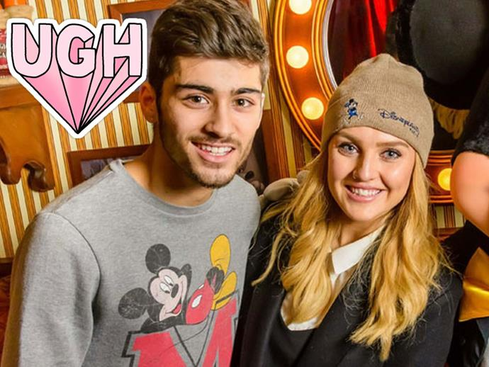 It's been confirmed that Little Mix's 'Shout Out To My Ex' is about Zayn