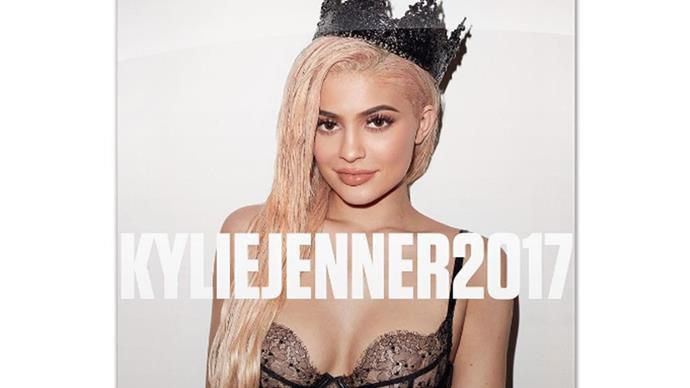 Kylie Jenner's calendar got her birthday wrong