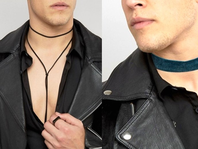 ASOS making chokers for guys