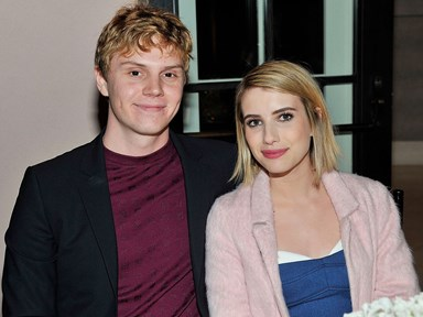 Emma Roberts and Evan Peters have some MAJOR news