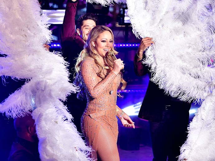 Jennifer Lopez has dragged Mariah Carey for her disastrous NYE performance