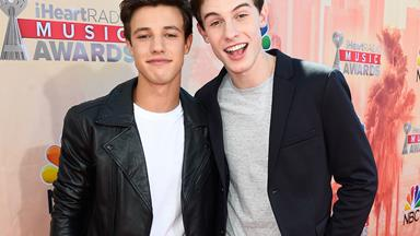 Shawn Mendes has something to say about Cameron Dallas' new series