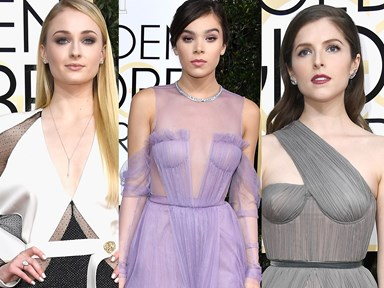 All the most #FIRE looks from the 2017 Golden Globes red carpet