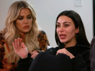 Watch Kim Kardashian break down while talking about the Paris robbery