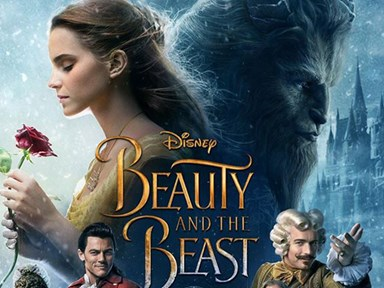 A brand spankin' new trailer for 'Beauty and the Beast' shows Belle and Beast fall in lurrrrve
