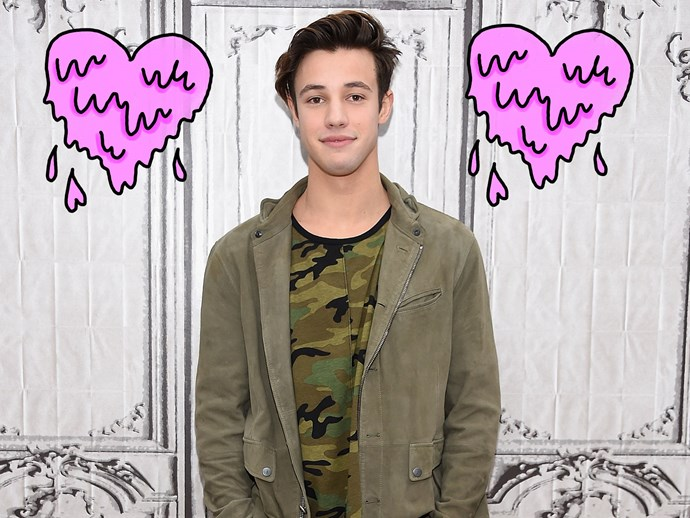 You're gonna DIE over Cameron Dallas' latest shirtless photo-shoot