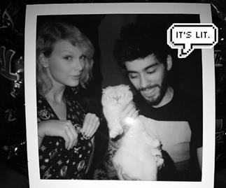 Here's the plot for Zayn Malik and Taylor Swift's 'I Don't Want to Live Forever' music video