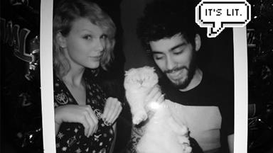 Here's the plot for Zayn and Taylor Swift's 'I Don't Want to Live Forever' music video