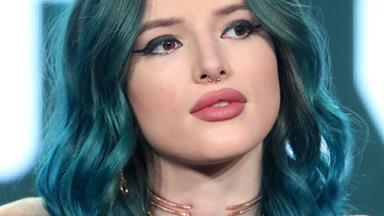 Bella Thorne got death threats for 'cheating' on Tyler Posey