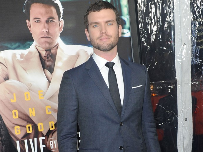 Austin Swift to appear in a movie with Ben Affleck 'Live by Night'