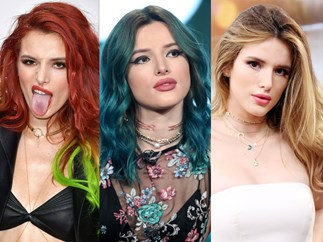 Why Bella Thorne is constantly changing her hair
