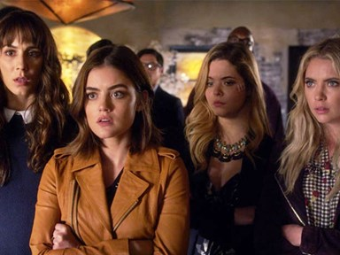 This new 'Pretty Little Liars' clip is absolutely TERRIFYING