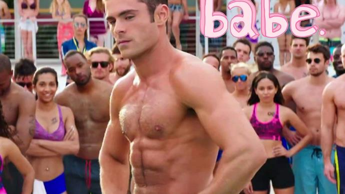 ALERT: We've got brand new shots of Zac Efron's abs
