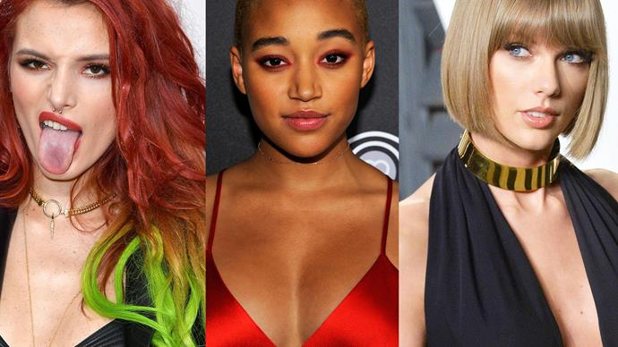 The best hair transformations of 2016