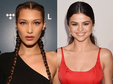 Bella Hadid has made her move against Selena Gomez