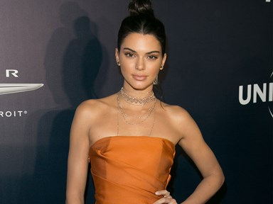 Kendall Jenner just couple-dressed with her new bae
