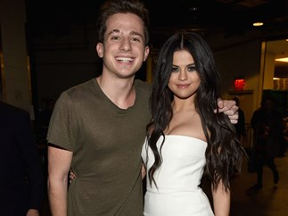 Charlie Puth has spoken out about his ex-bae Selena Gomez