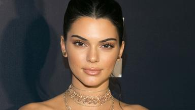 Kendall Jenner has finally addressed those plastic surgery rumours
