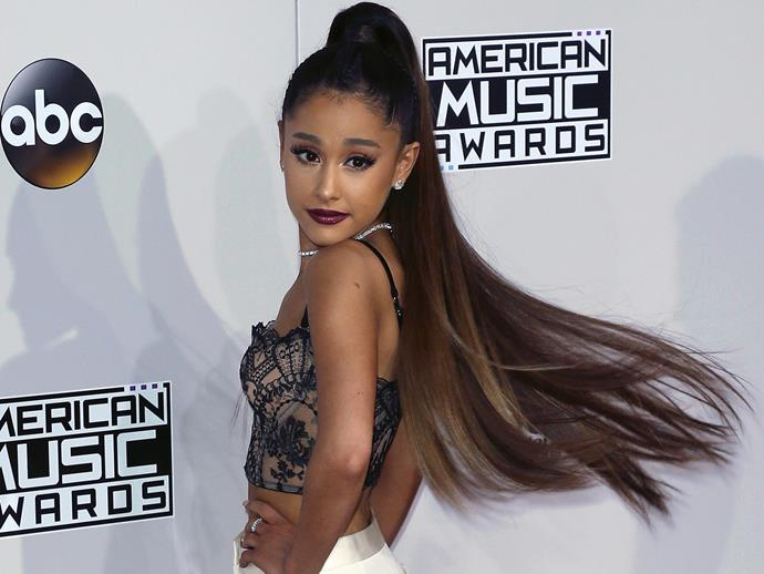 Ariana Grande to sing in Beauty and the Beast