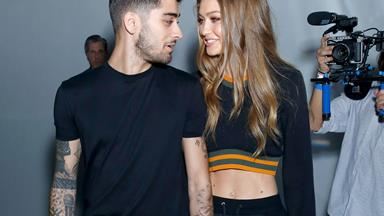 Gigi Hadid is madly in love with Zayn and she wants you all to know it