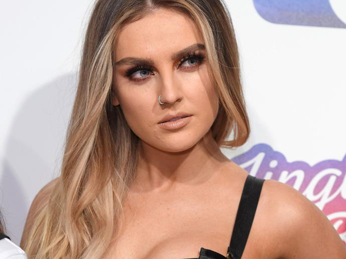 Perrie Edwards shares photo of her boyfriend on Instagram