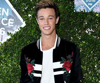 Cameron Dallas has some HUGE news
