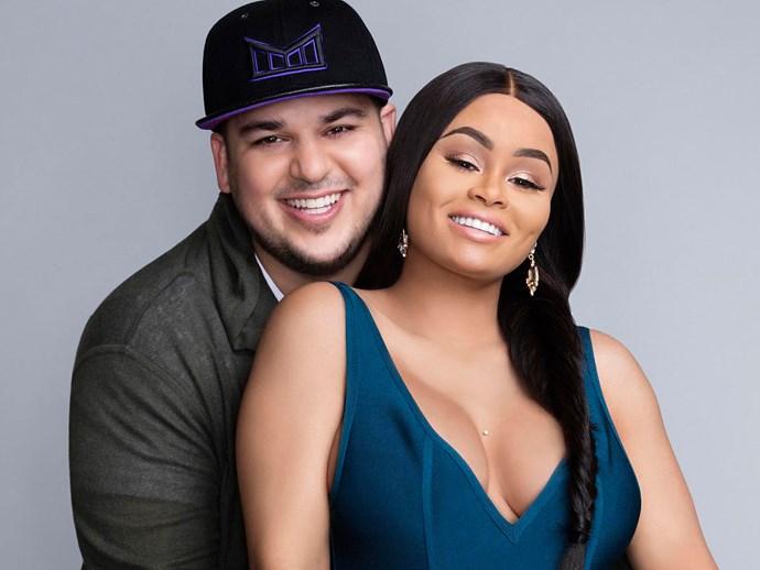 Blac Chyna apparently pregnant with Rob Kardashian's baby again