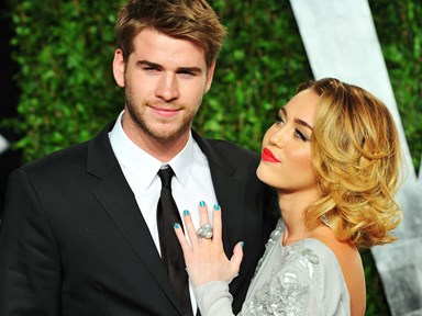 Miley Cyrus celebrated Liam Hemsworth's birthday with the WEIRDEST themed party