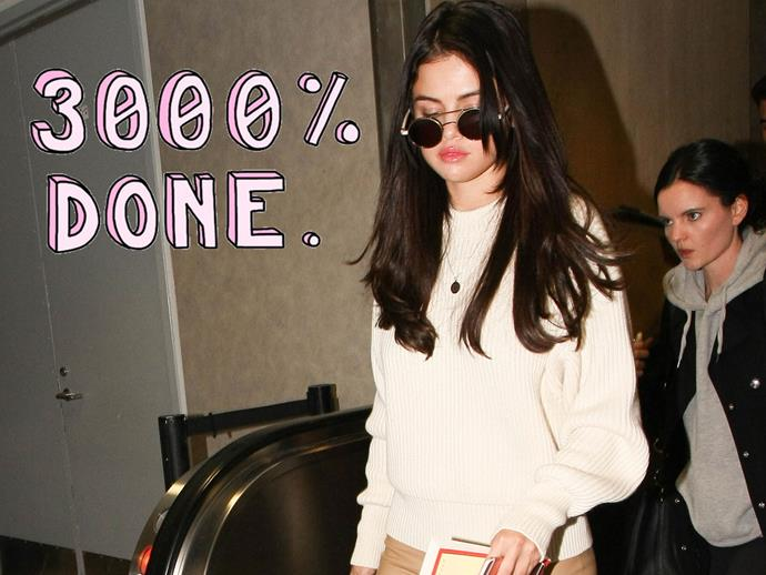 "Selena Gomez hits back at Bella Hadid for being ""bitter"""