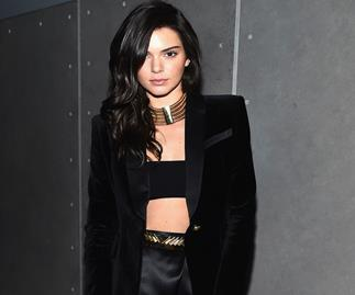 This is the one print that Kendall Jenner will never stop wearing