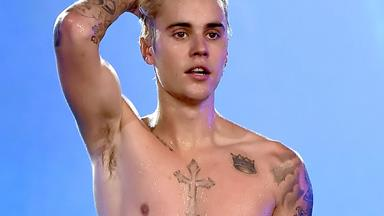 You'll never believe who Justin Bieber used to send nude photos to