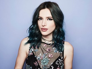 Bella Thorne just announced her next film role