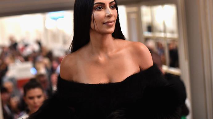 Kim Kardashian's chilling police report from the night of the robbery has been released