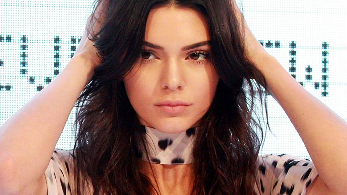 Kendall Jenner reveals the actress she would want to play her in a movie