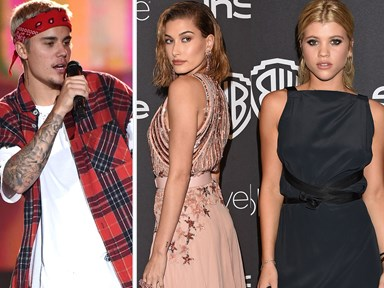 Justin Bieber gets back with an ex-girlfriend *just* as Selena moves on