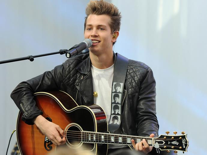 The Vamps' James McVey was bullied by the media for acne