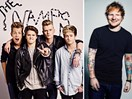 The Vamps just #SLAYED all of Ed Sheeran's new tunes