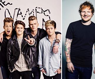 The Vamps cover Ed Sheeran's new songs