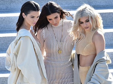 You won't believe which movie Kendall, Kylie and Kimmy K are featuring in