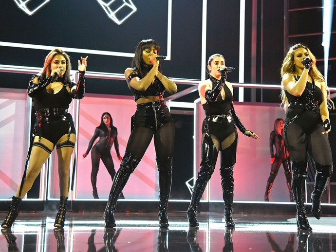 WATCH: Fifth Harmony's first performance as a four-piece