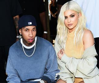 Kylie and Tyga couple-dressed and literally looked ~fiyah~ AF