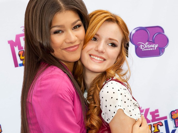 Shake It Up reunion with Bella Thorne and Zendaya