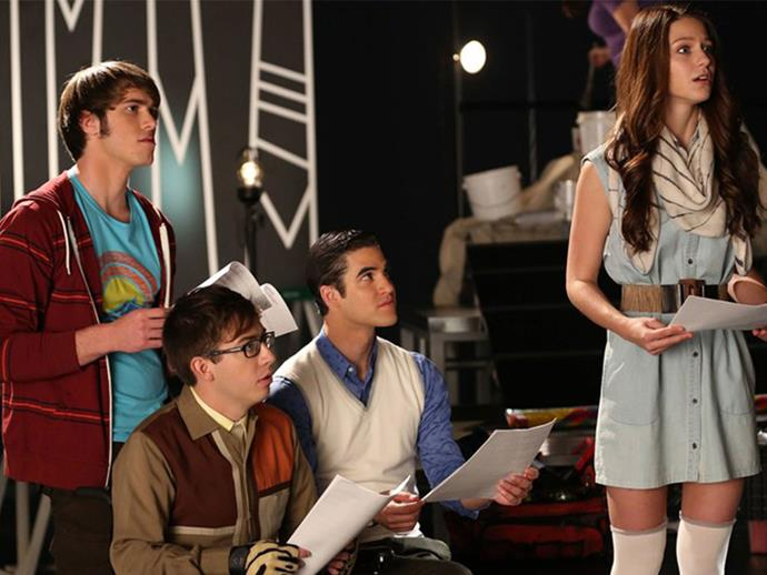 Darren Criss to reunite with Mellisa Benoist on Supergirl