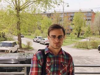 Russian Daniel Radcliffe doppelganger
